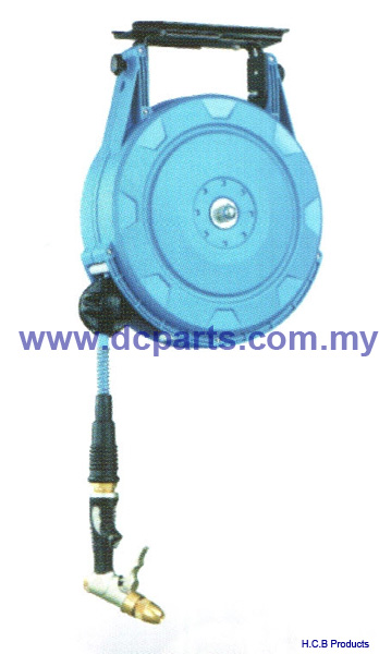 General Truck Repair Tools WATER HOSE REEL 8 METERS D2128